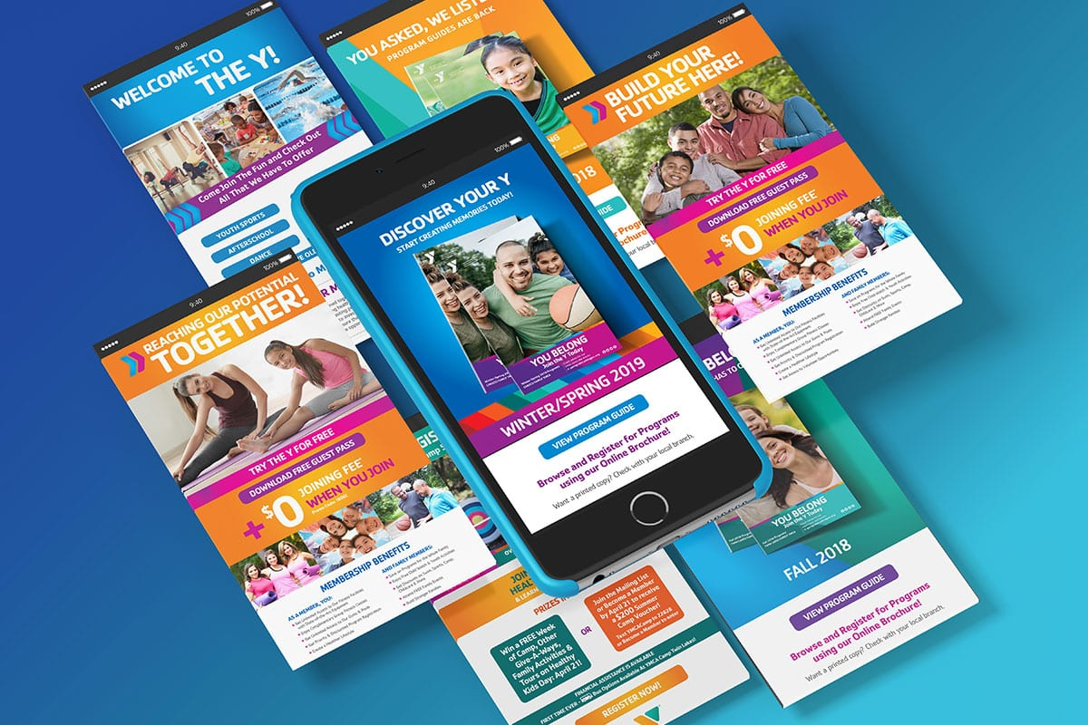 Greater Williamson County YMCA | Case Studies | Big Marlin Group