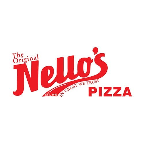 Nello's Pizza | Clients | Logo | Big Marlin Group
