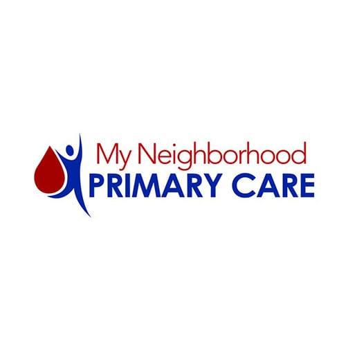 My Neighborhood Primary Care | Clients | Logo | Big Marlin Group