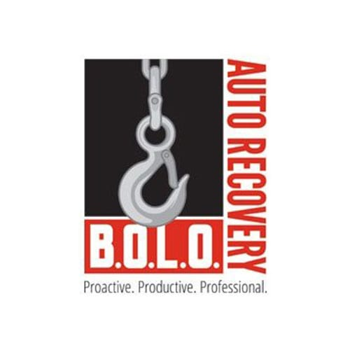 BOLO Auto Recovery | Clients | Logo | Big Marlin Group