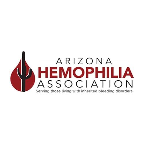 Arizona Hemophilia Association | Clients | Logo | Big Marlin Group