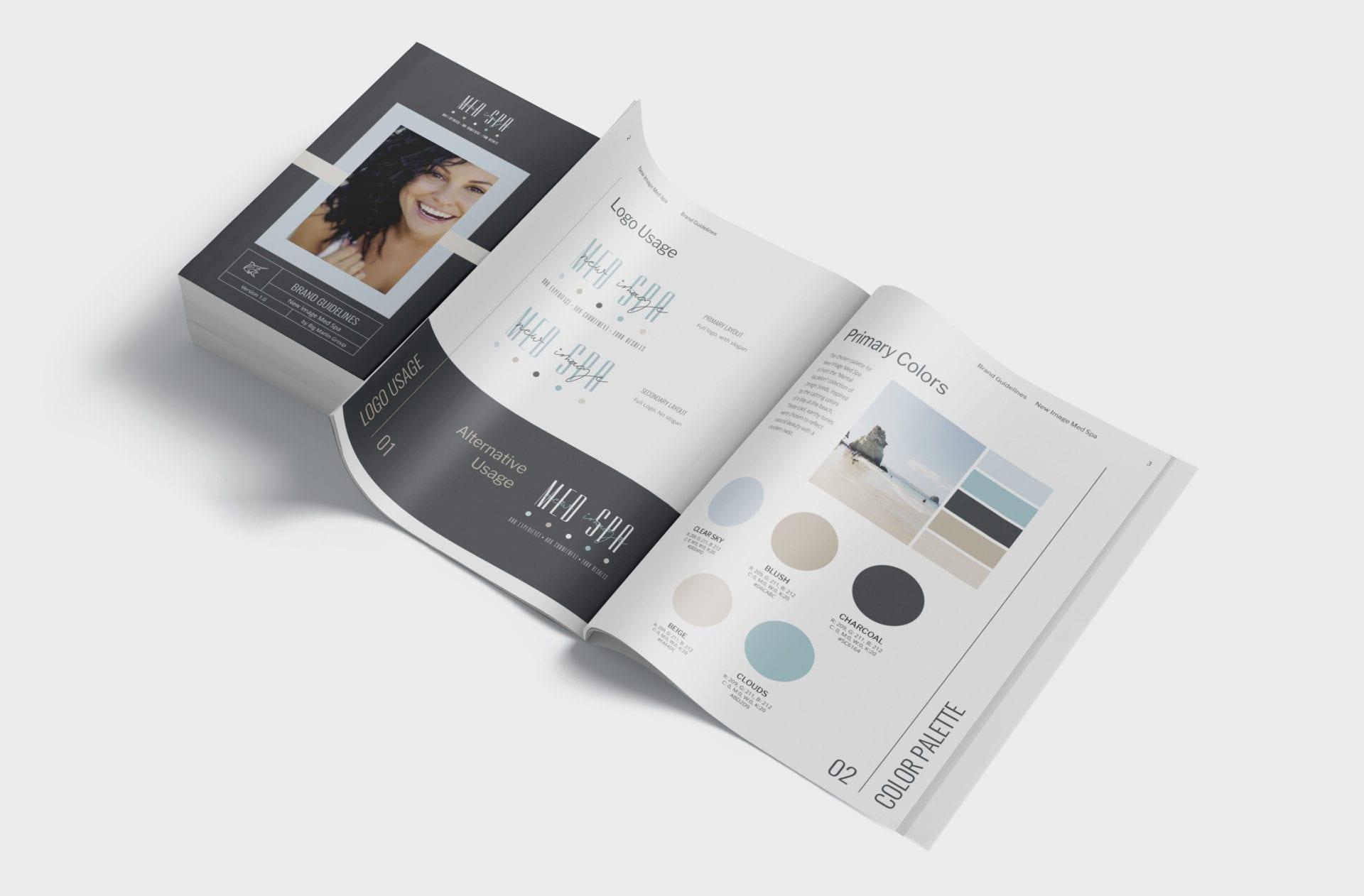 New Image Med Spa Brand Guidelines